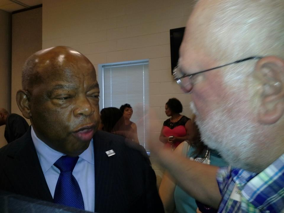 Congressman John Lewis, Paul Long