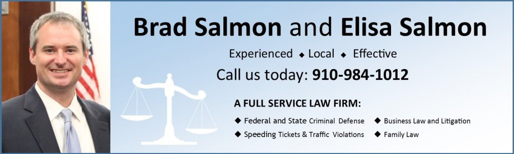 Salmon and Gilmore Banner Ad