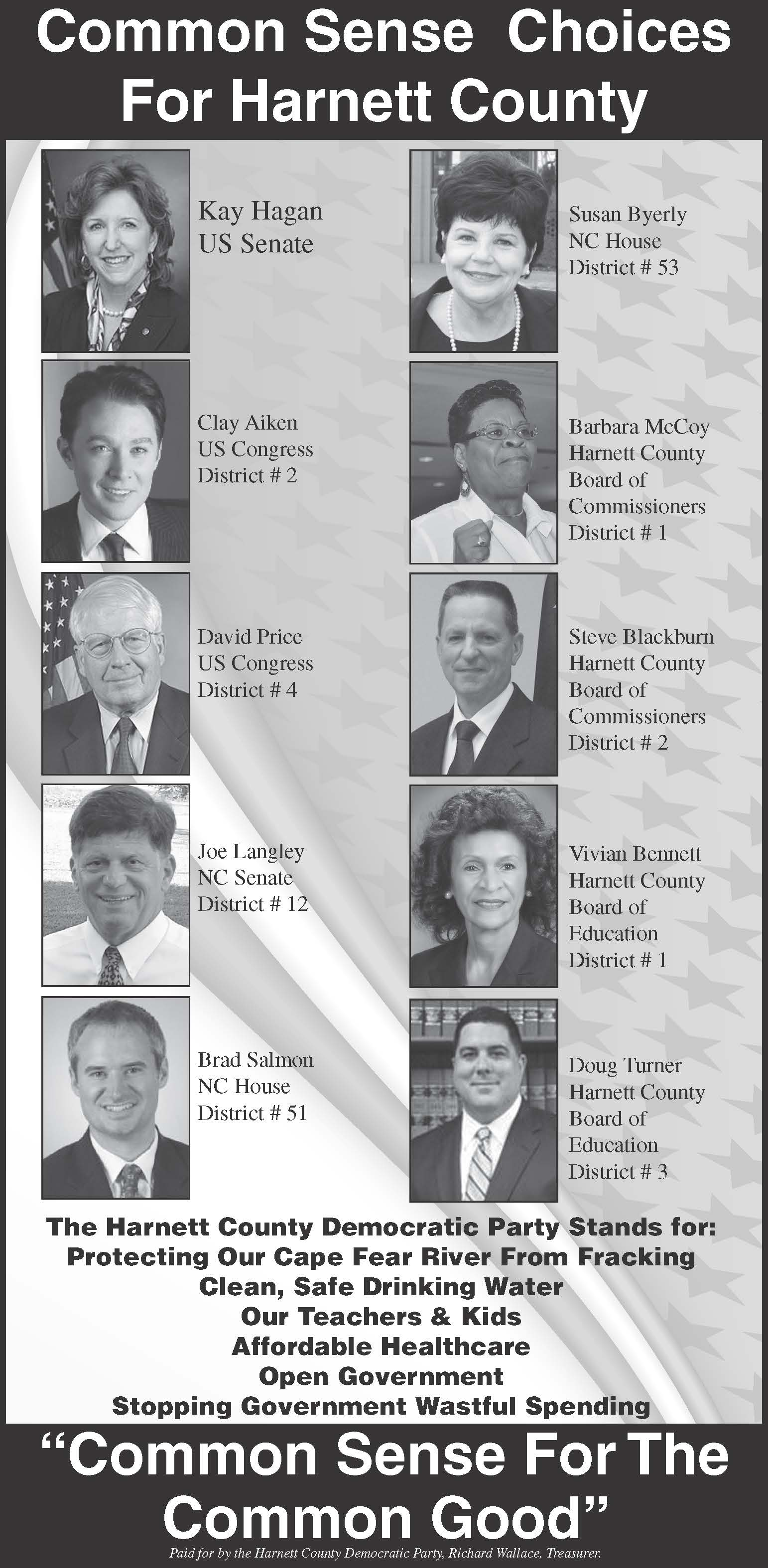 Harnett Co Democrats